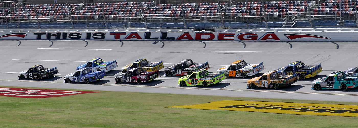 2021 NASCAR Camping World Truck Series Race image